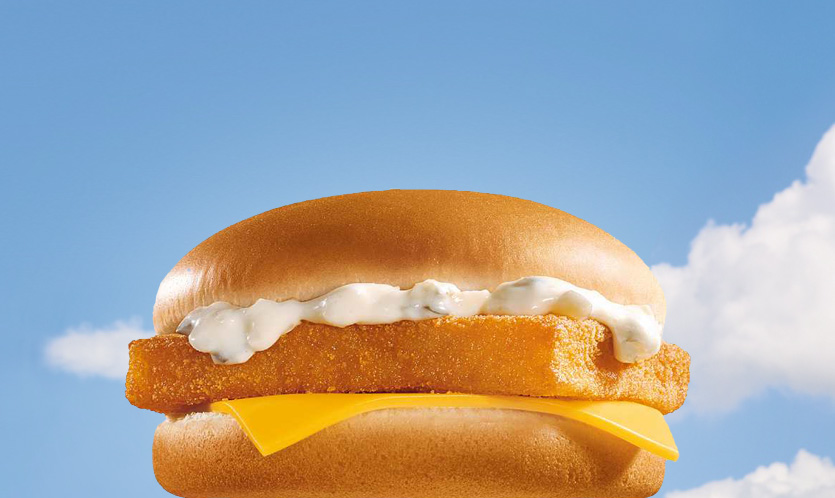 How to make a fish sandwich you 39 re not too good for a for Filet of fish