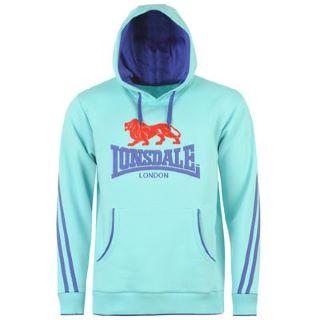 Lonsdale Blue Hoody