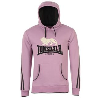 Lonsdale Lilac Hoody